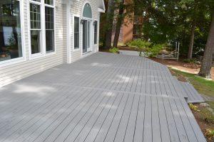 Redoing a deck