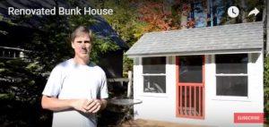 Bunkhouse renovation