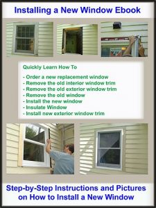 Installing a new window ebook