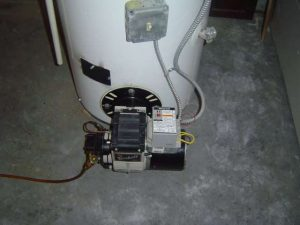 How to prevent basement floods. Watch the Water Heater!