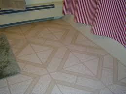 Installing tile over linoleum flooring