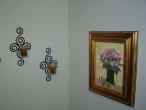 Bathroom Wall Covering