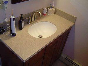 Should You Install Bathroom Countertop Side Backsplashes