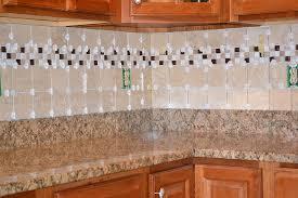 Install a kitchen backsplash