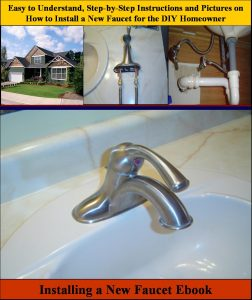 How to Install a New Faucet Ebook