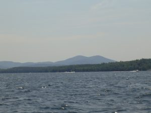 Lake Winnipesaukee - a vacation destination in Central New Hampshire.