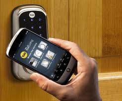 Yale Digital Key Lock for the Home represents another area in smart home technology.
