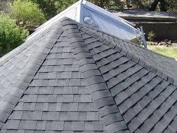 How to shingle a gazebo roof.