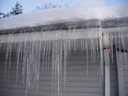 How to prevent ice dams this winter.