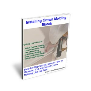 Installing Crown Molding EBook