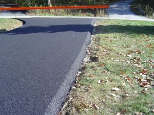 Asphalt driveways have a number of advantages.