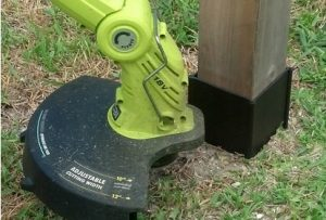 Protect your Wooden Mailbox, Deck and Fence Posts with Post Shields