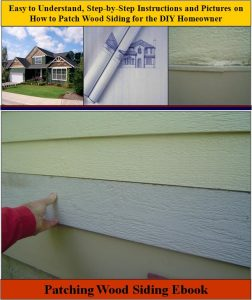 PATCHING WOOD SIDING EBOOK