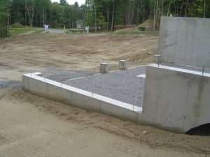 Backfilling Foundation Walls