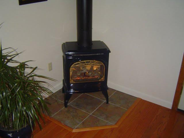 Warm Morning Locke Stove Heater Wood